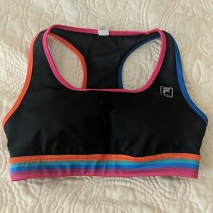 Fila Sports Bra EUC